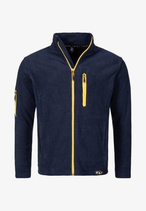 Fleece jacket - navy