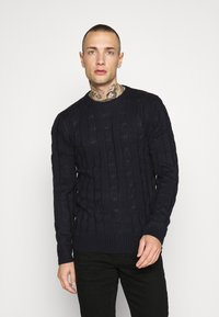 Brave Soul - MAOC - Jumper - french navy - 0