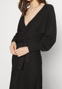 Zign - Jumper dress - black - 4