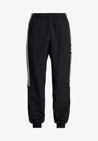 adidas Originals - LOCK UP - Tracksuit bottoms - black - 4