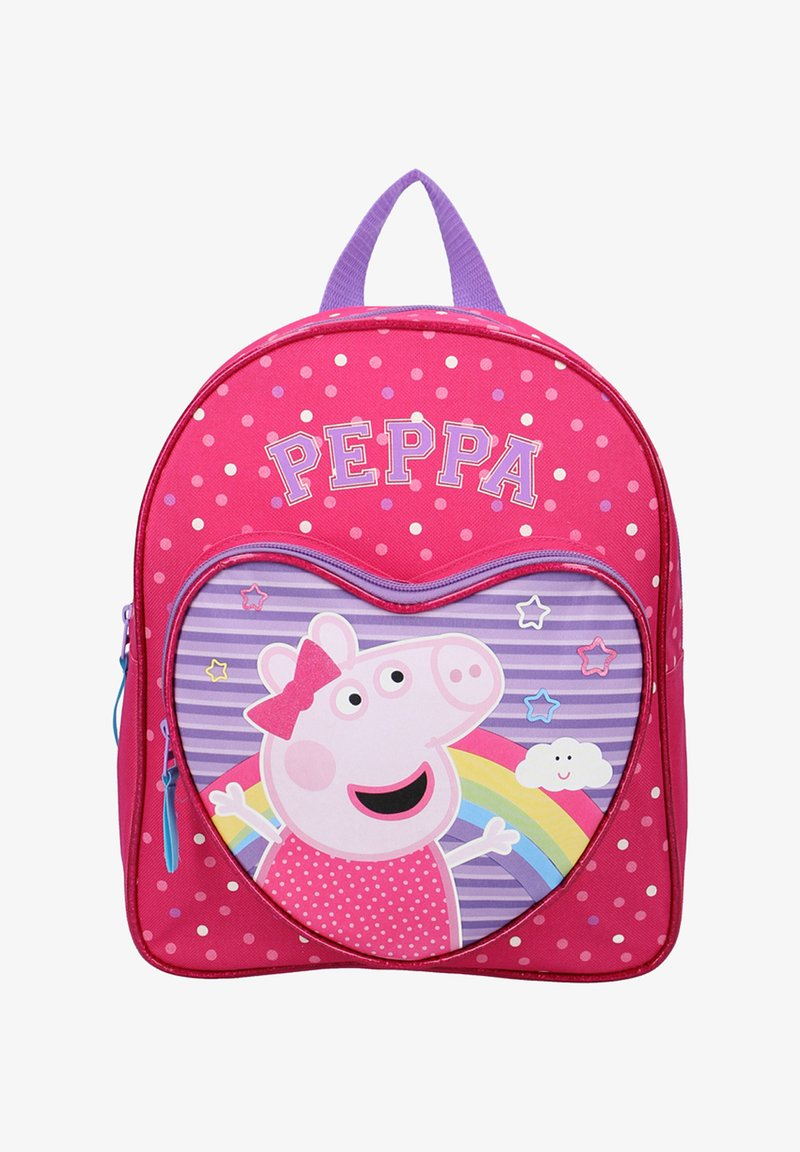 Peppa Pig - Rucksack - pink
