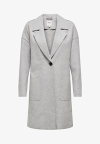 ONLY - Manteau court - medium grey melange - 5