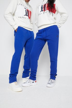 LEWIS HAMILTON UNISEX PCR SWEATPANTS - Trainingsbroek - sapphire blue
