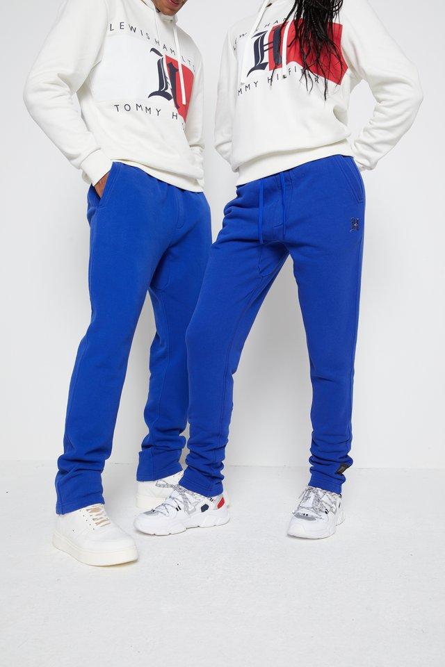 LEWIS HAMILTON UNISEX - Pantalon de survêtement - sapphire blue