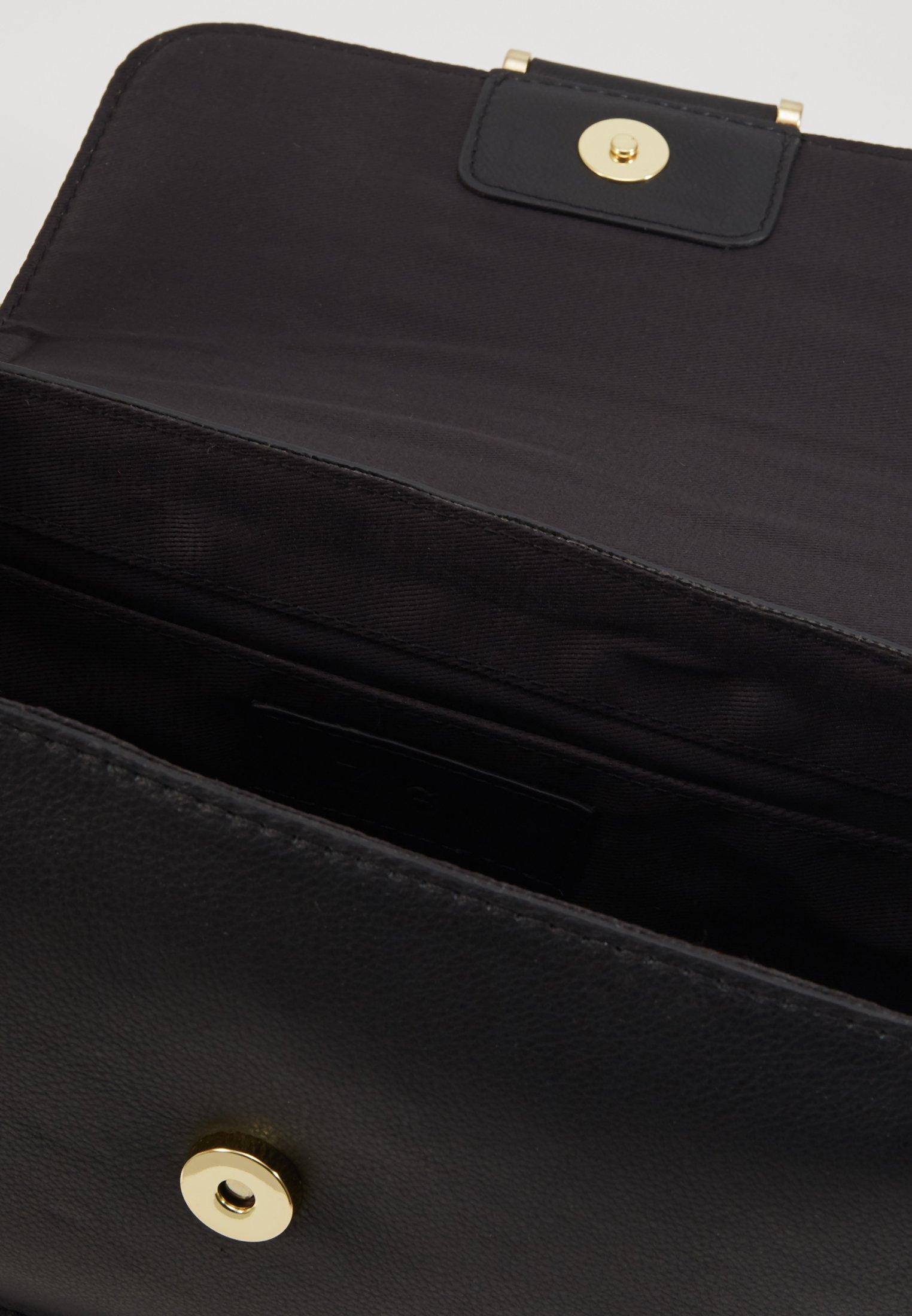 Zign Leather - Torebka Black