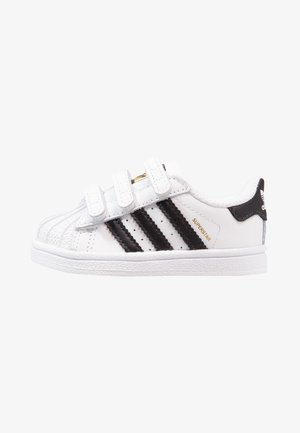 SUPERSTAR CF  - Baby shoes - footwear white/core black