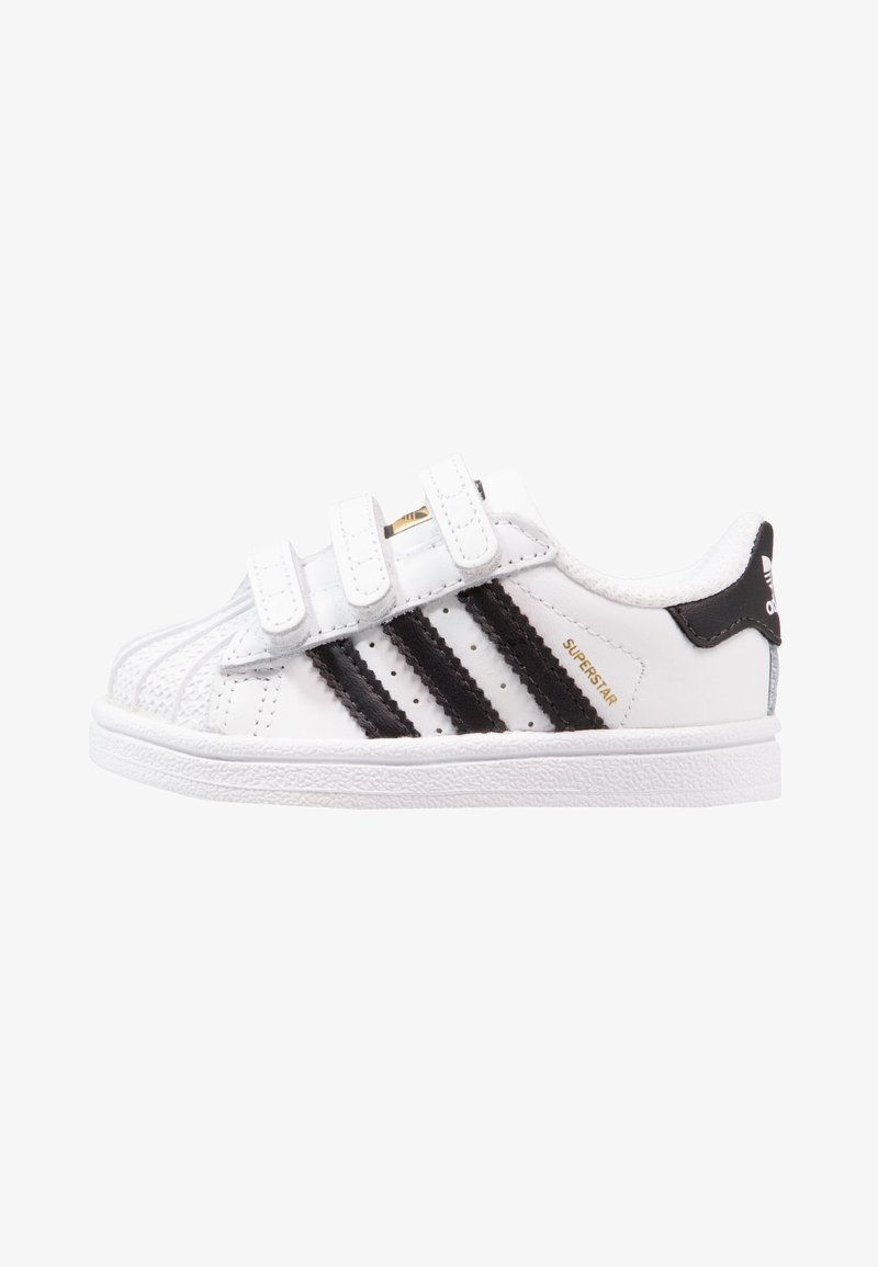 adidas Originals - SUPERSTAR CF  - Baby shoes - footwear white/core black