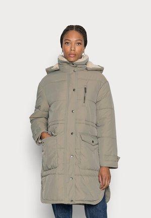 PARKERCOAT - Winter coat - light khaki