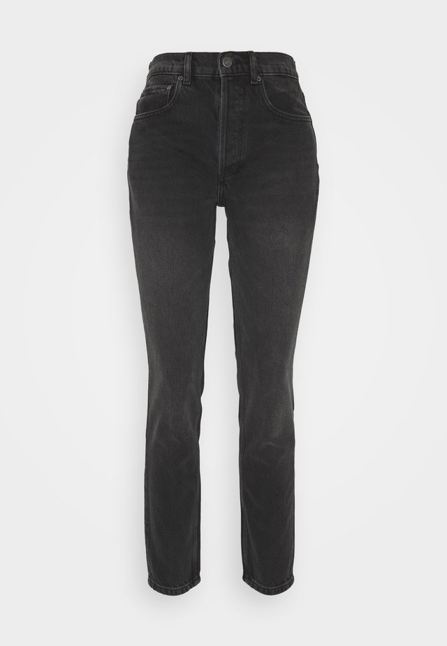 THE BILLY - Slim fit jeans - dark grey