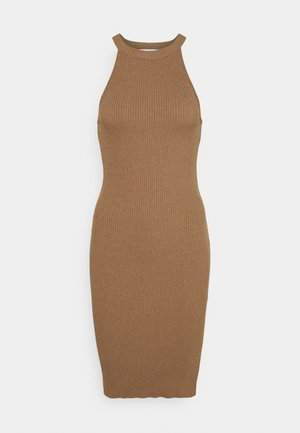 INDIA DRESS - Jumper dress - camel