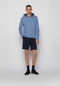 BOSS - SCHINO - Shorts - dark blue - 1