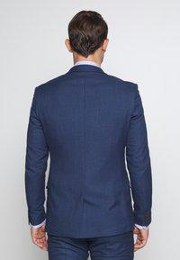 Ben Sherman Tailoring - BRIGHT FLECK SUIT SLIM FIT - Kostym - blue - 3