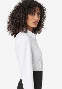 HALLHUBER - Button-down blouse - white - 2