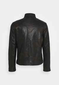 JOOP! Jeans - CLEARY - Leather jacket - brown - 7