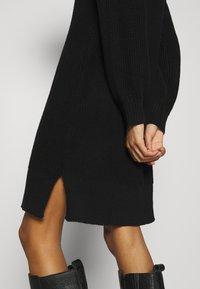 Anna Field - Balloon Sleeve - Jumper dress - black - 3