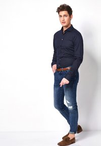 DESOTO - Shirt - dunkelblau - 1