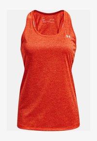 Under Armour - TECH TWIST DAMEN - Sports shirt - orange - 3