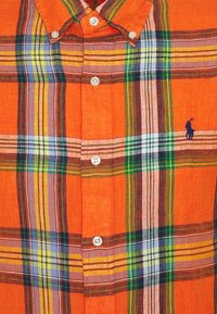 Polo Ralph Lauren - PLAID - Shirt - orange/blue - 6