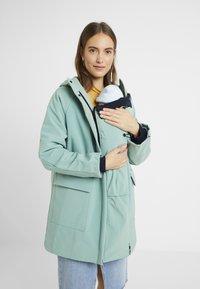 Paula Janz Maternity - BABY LOVE - Parka - jade - 3