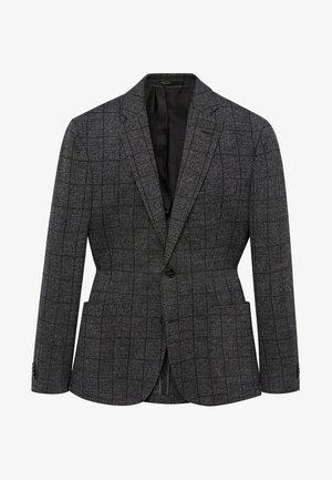 DENIS-I-I - Blazer jacket - šedá