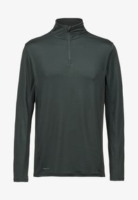 Endurance - ANGELO MIT QUICK DRY-TECHNOLOGIE - Long sleeved top - green - 0
