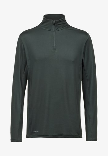 ANGELO MIT QUICK DRY-TECHNOLOGIE - Long sleeved top - green