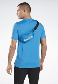 Reebok - ACTIVE CORE WAIST BAG - Bum bag - blue - 1