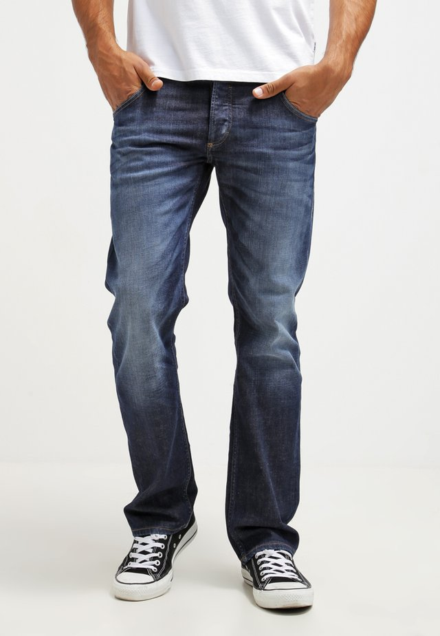 MICHIGAN  - Straight leg jeans - light blue