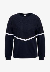 JDY - JDYALMA - Sweatshirt - sky captain - 4