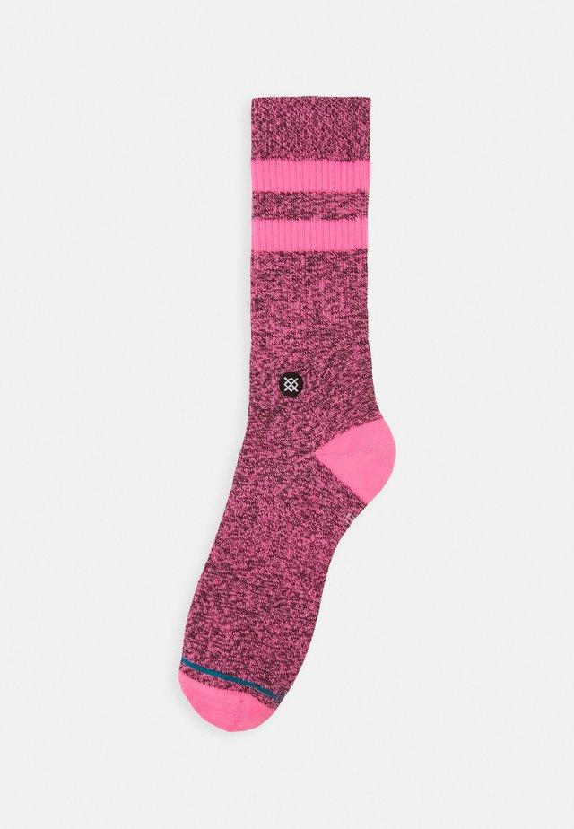 JOVEN  - Sokker - pink/black