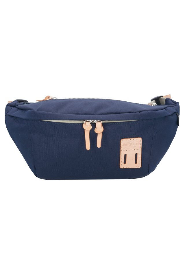 TOKACHI  34 CM - Bum bag - navy