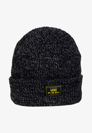 Mütze - black heather