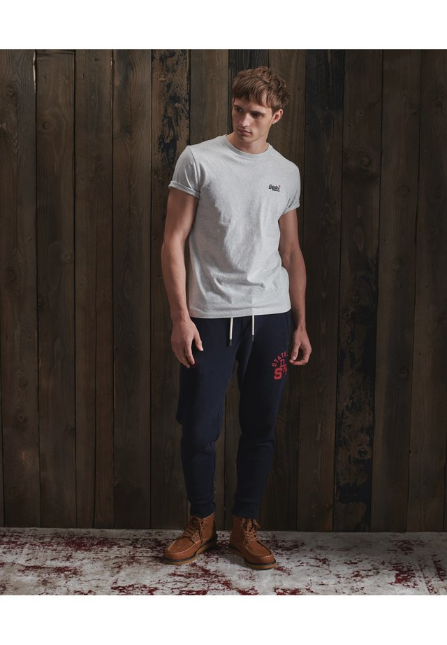 Tracksuit bottoms - nautical navy