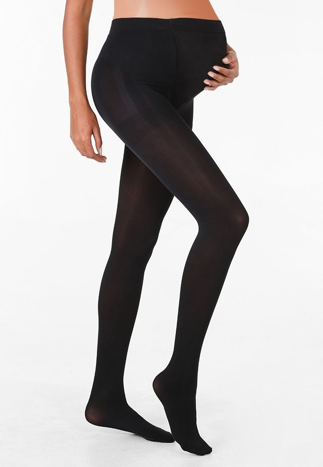 ULTIMATE SUPPORT MATERNITY  - Tights - black