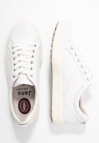 Jana - Casual lace-ups - white - 3