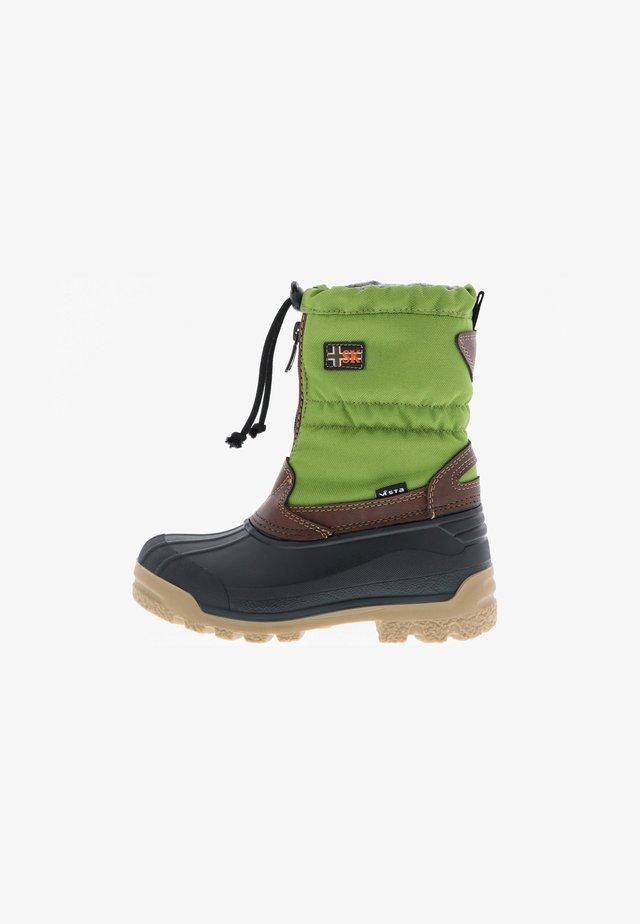 CANADA POLAR - Winter boots - grün