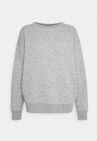 CLOSED - WOMENS - Sweatshirt - grey heather melange - 6