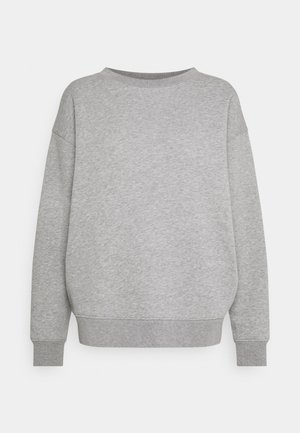 WOMENS TOP - Felpa - grey heather melange