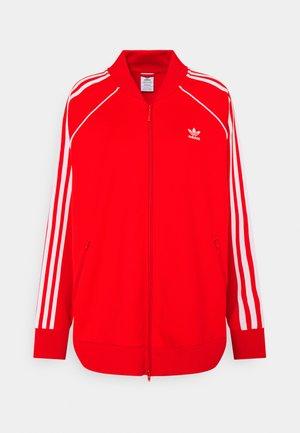 TRACKTOP - Treningsjakke - red