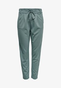 ONLY - Tracksuit bottoms - balsam green - 4