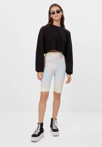 Bershka - Sweater - black - 1