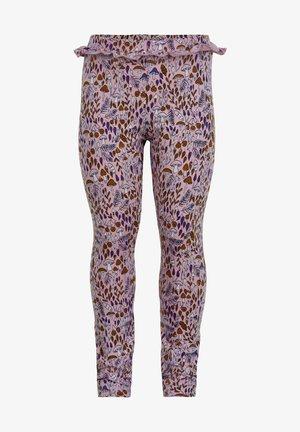 Leggings - Trousers - keepsake lilac