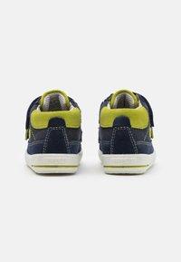 Superfit - MOPPY - Touch-strap shoes - blau/grün - 2