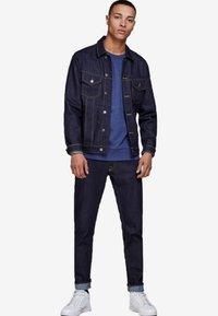 Jack & Jones - Sweatshirt - mottled blue - 1