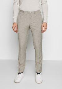 Viggo - OSTFOLD TROUSER - Trousers - grey - 0