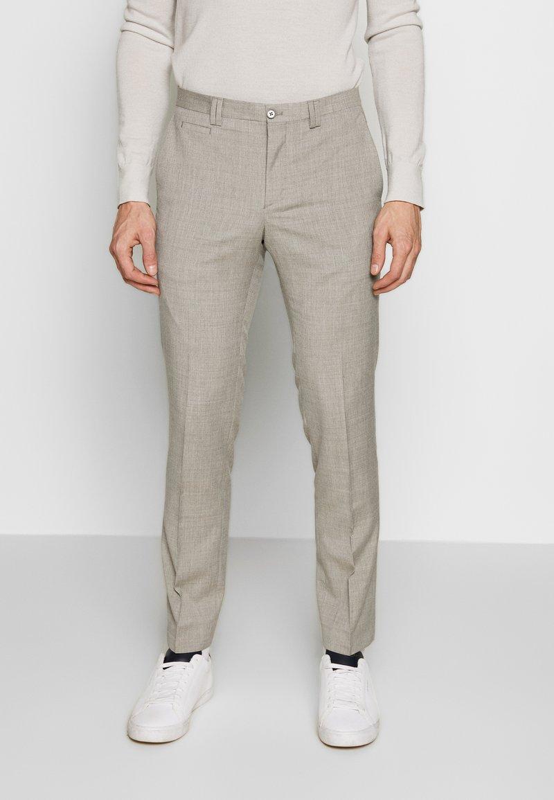 Viggo - OSTFOLD TROUSER - Trousers - grey