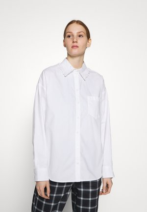 MEJA FANCY SHIRT - Koszula - white solid