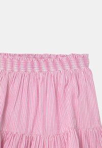 Polo Ralph Lauren - A-line skirt - rose/white - 2