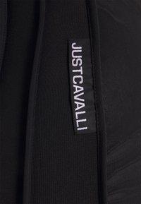 Just Cavalli - Pouzdrové šaty - black - 2