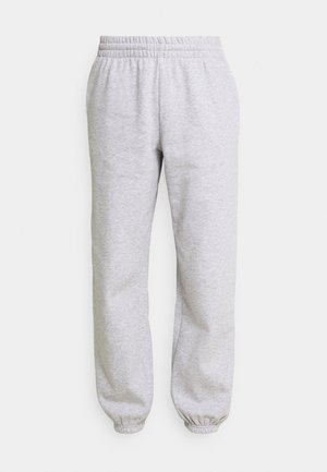 ALISA PANTS - Tracksuit bottoms - grey melange